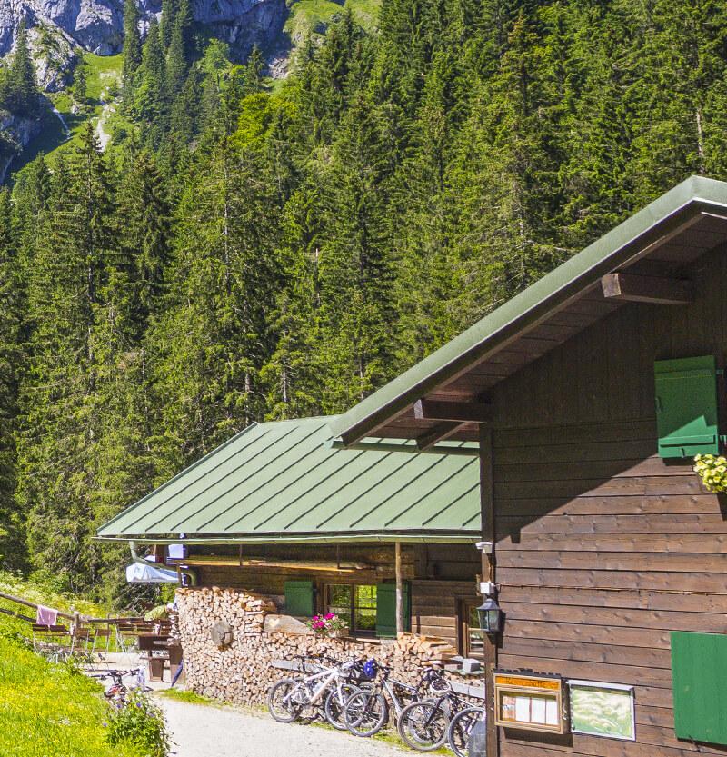 E5 Kenzenhütte