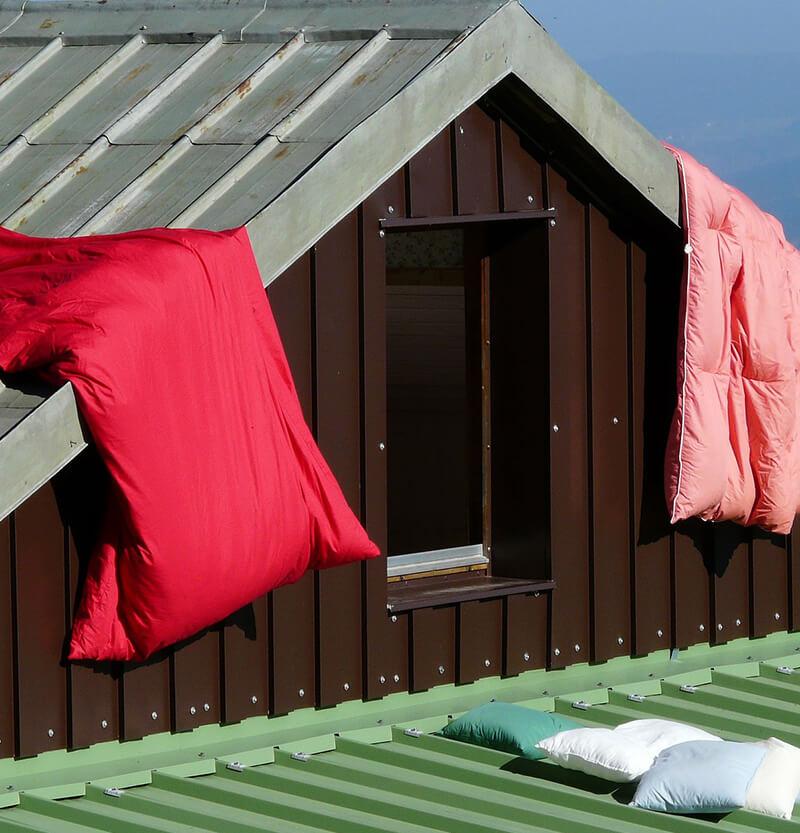 Kenzenhütte Doppelzimmer