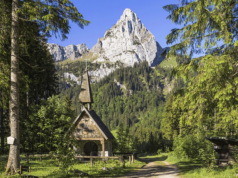 KApelle Kenzenhütte Wankerfleck