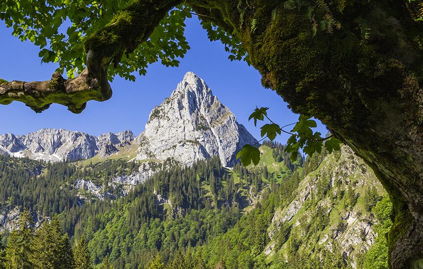 Kletterparadies Geiselstein