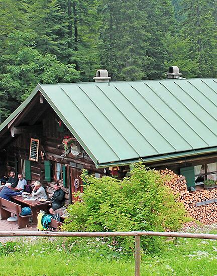 Kenzenhütte Helblech