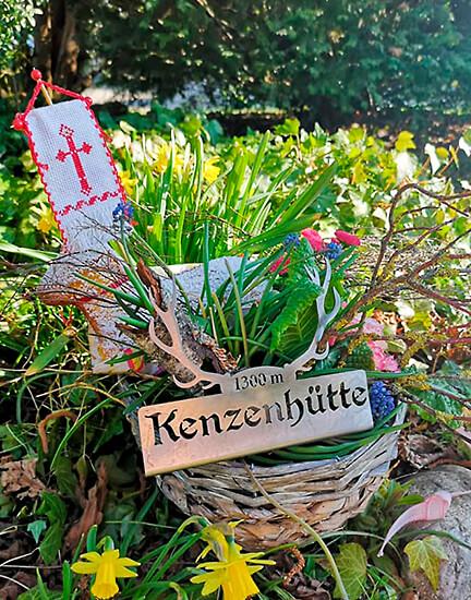 Frühling Kenzenhütte